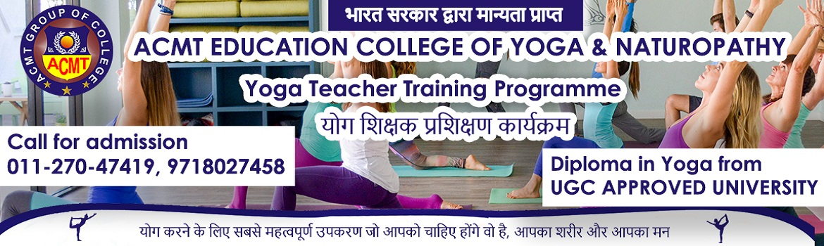 Yoga College in Delhi