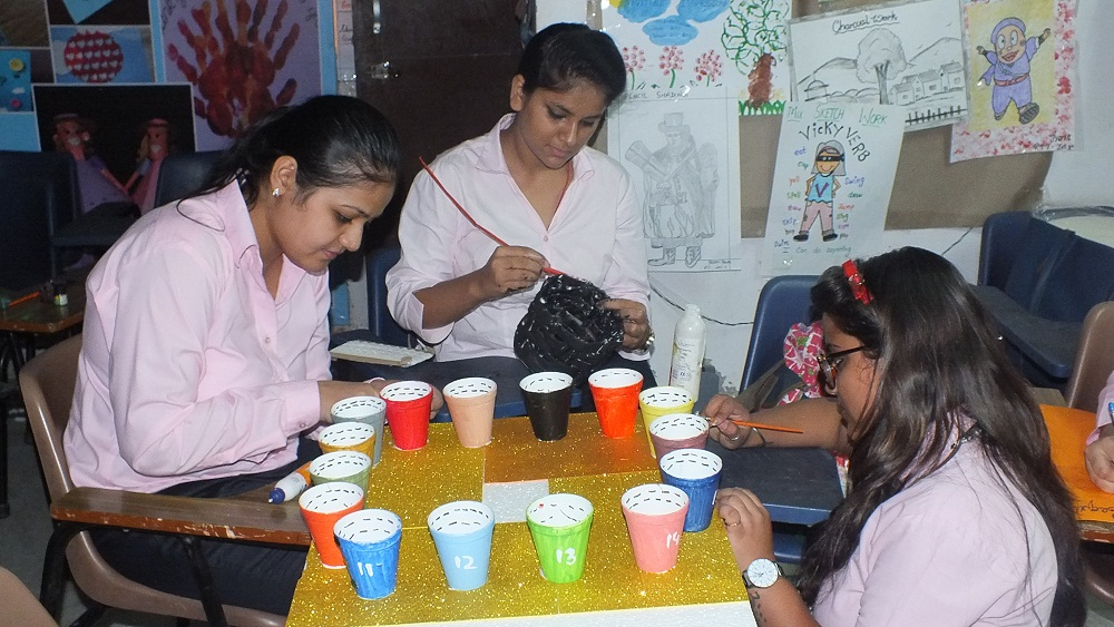 teacher training in delhi